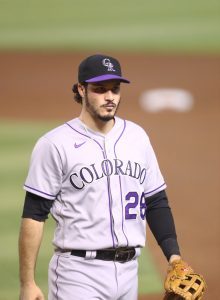 Nolan Arenado | Mark J. Rebilas-USA TODAY Sports