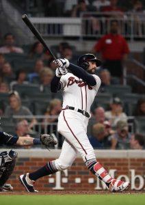 Nick Markakis | Jason Getz-USA TODAY Sports