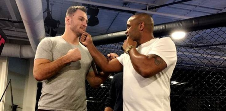 Image result for daniel cormier stipe miocic