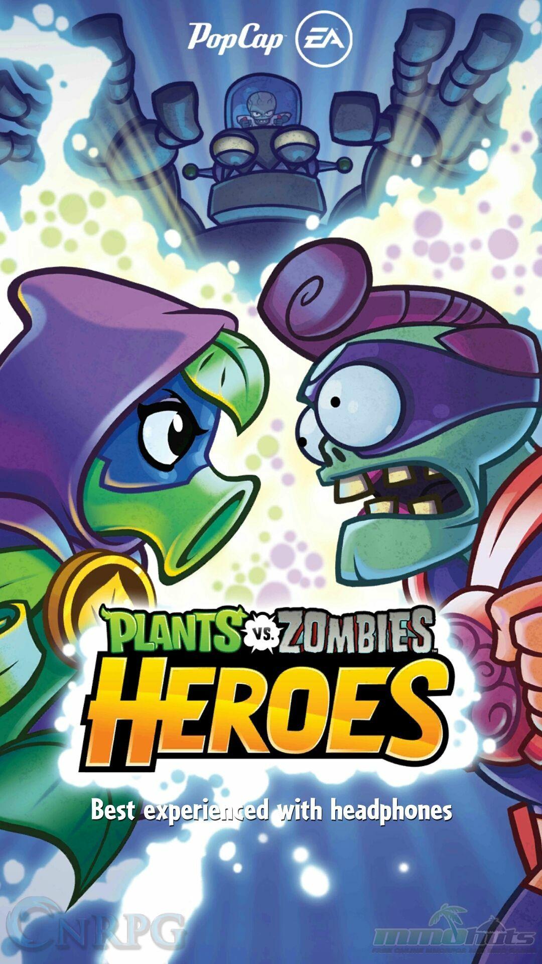 Plants Versus Zombies Plants