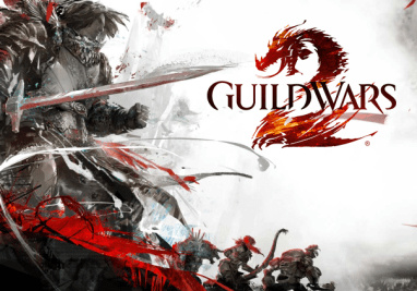 Guild Wars 2, just one of the many games I picked up from Humble Bundle!