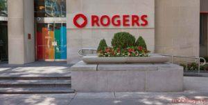 Rogers head office logo
