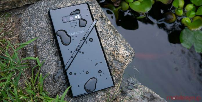 Samsung Galaxy Note 9 Review Android S Best