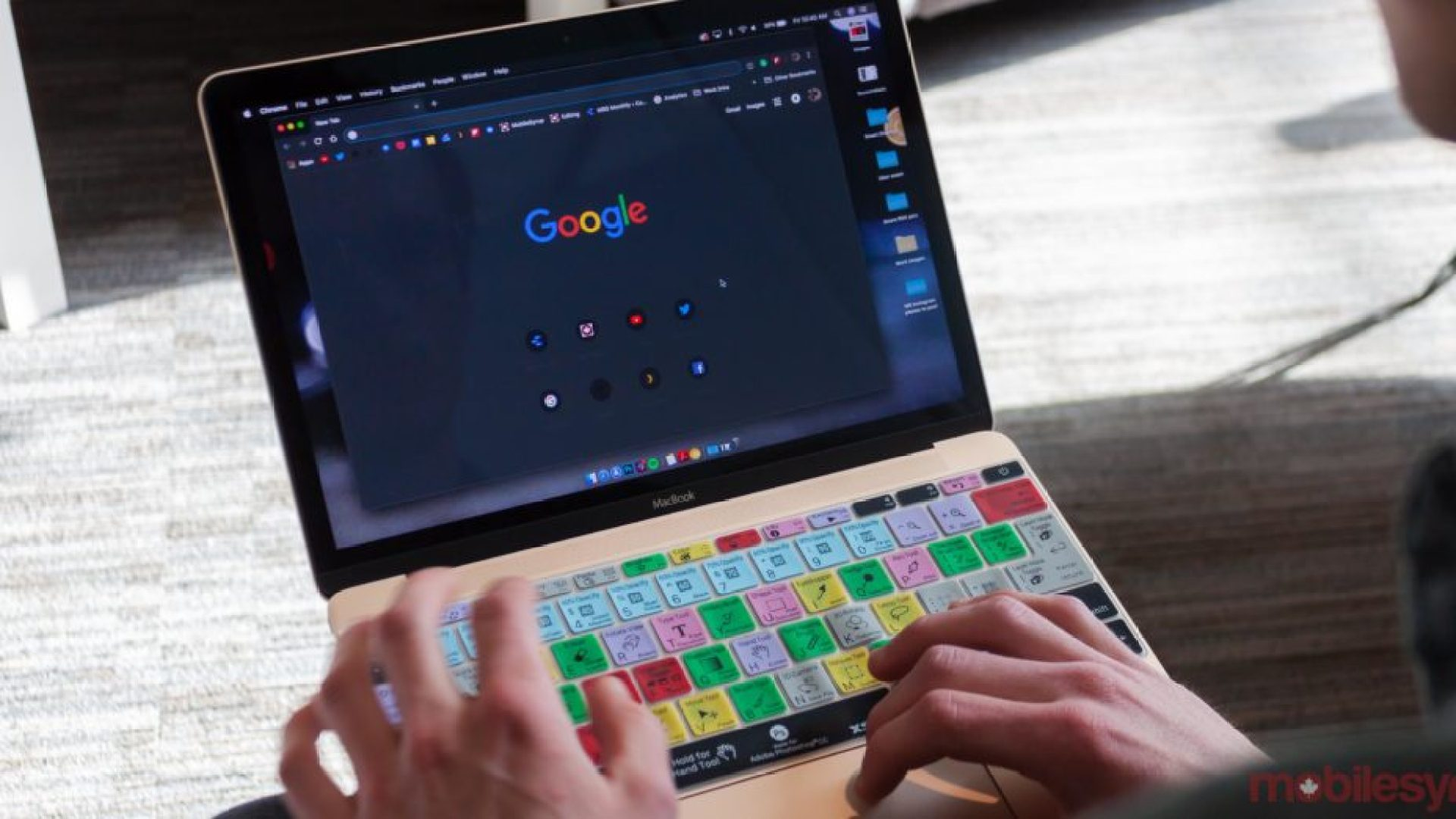 Chrome Canary now compatible with Windows, macOS dark mode settings