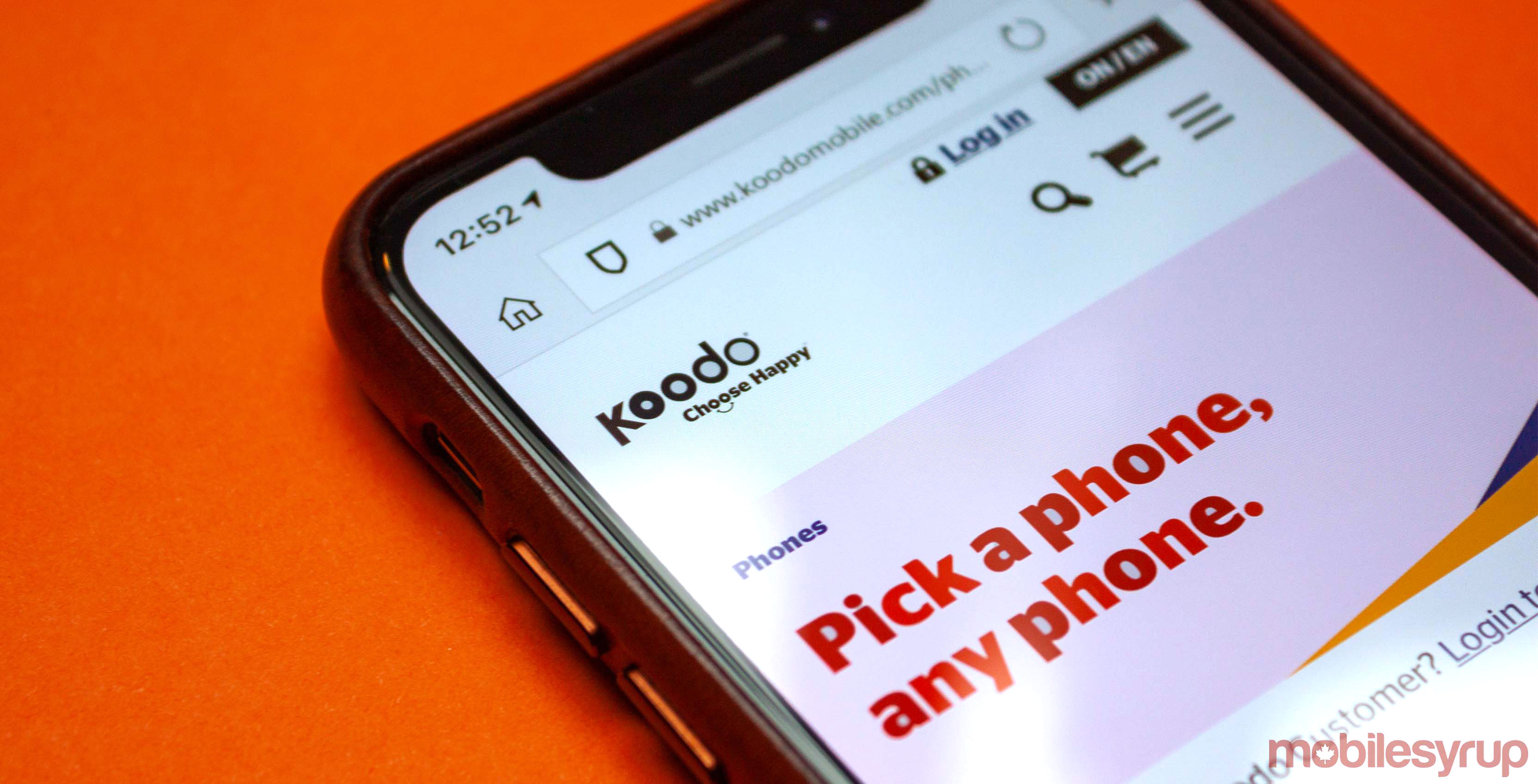 Some Koodo Users Getting Targeted With 5gb Of Data For 5