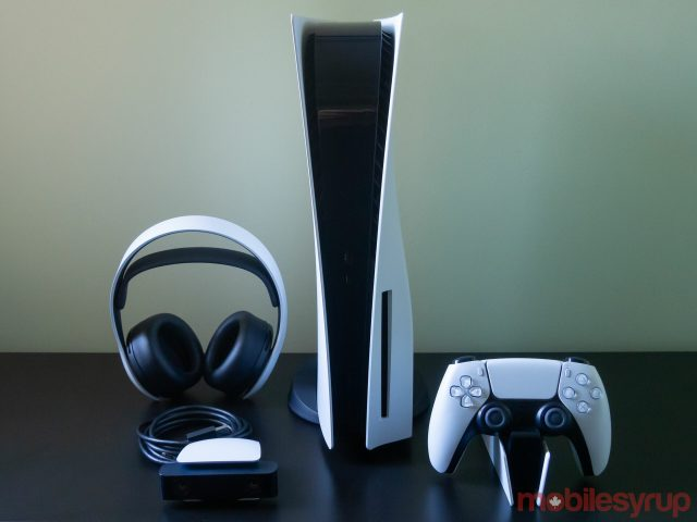 PlayStation 5 accessories