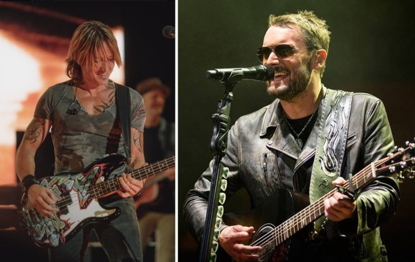 """Keith Urban and Eric Church Join Forces on """"We Were"""" [Audio]"""
