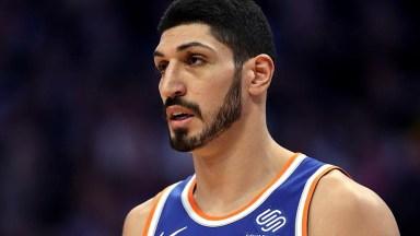 Knicks' Kanter hits out at Turkey's Erdogan