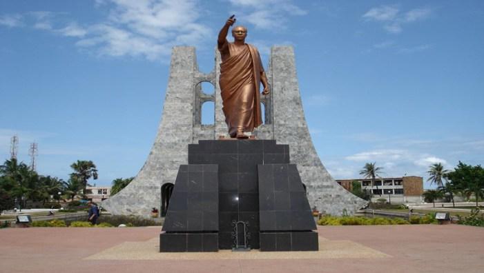 Nkrumah mausoleum is a Japanese idea - part 1