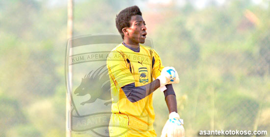 Kotoko goalkeeper Felix Annan secure loan move to former club WAFA