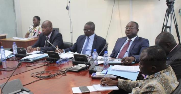 Cash-For-Seat Committee At Loggerheads