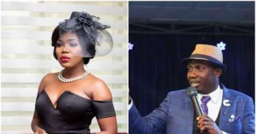 Donald Trump is my son's father - Mzbel
