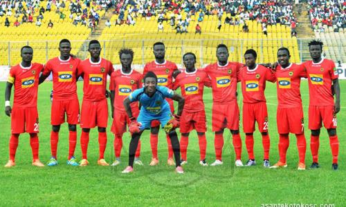 Asante Kotoko Line-Up Friendly Match Against Ivorian Giants ASEC Mimosa