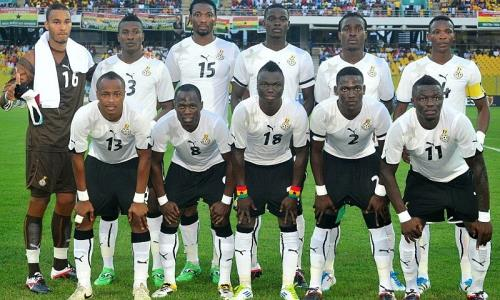 LEAKED: Black Stars Squad For Ethiopia Clash Revealed, Ayews Return - Dwamena, Yiadom Axed