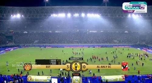 CAF Champions League: Esperance Crush Al Ahly At Home To Become African Champions
