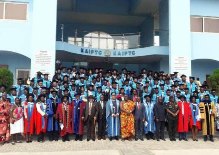 Image result for Kofi Annan International Peace Keeping Training Centre (KAIPTC)