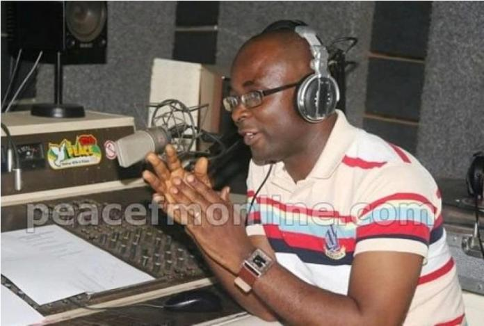 Image result for kwasi aboagye peace fm