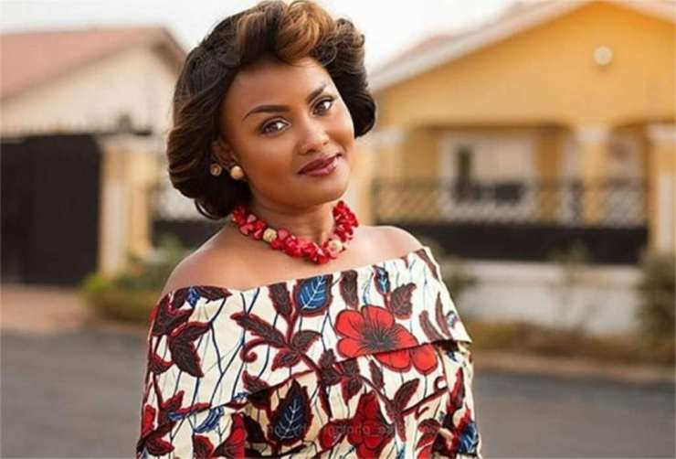 Nana Ama McBrown finally discloses what scares her in marriage