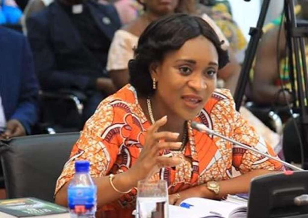 NPP Affrims Abena Osei Asare As Parliamentary Candidate In Atiwa ...