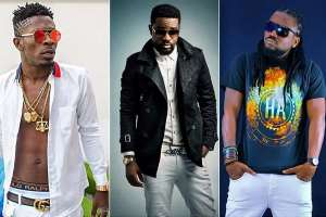 Comedy: Shatta Wale, Sarkodie, Samini, Others In Class