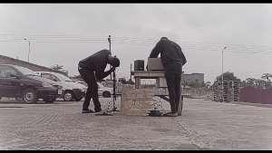 "Ko-Jo Cue & Shaker Drop ""Untitled"" Music Video"