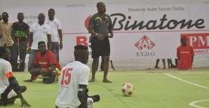 Binatone Organises Skate Soccer Challenge Cup 2018
