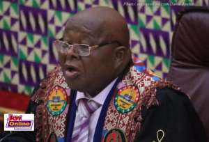 Minority Fires Speaker Ocquaye Over Controversial Israel Comment