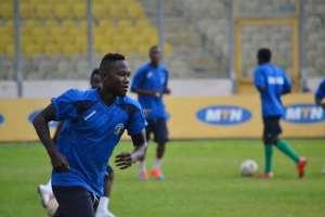 Eric Bekoe Re-Joins Asante Kotoko On One-Year Deal