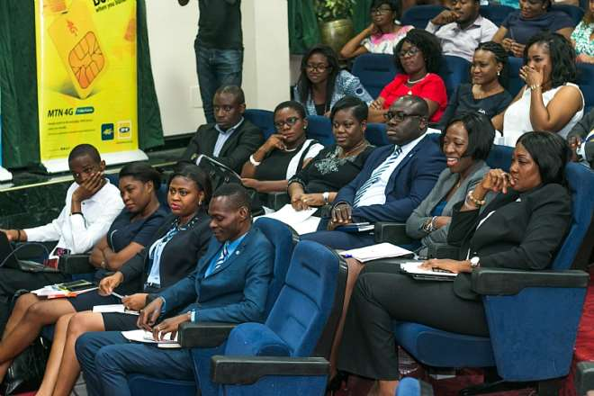 A Cross Section Of Participants At The Forum