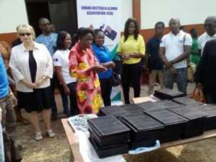 School For The Blind Gets Support From Alumni Association