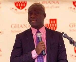 Maxwell Opoku Agyeman, Acting Director of Ghana School of Law