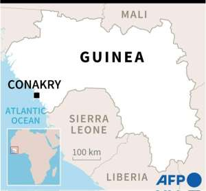 Guinea is one of the poorest countries in the world, despite boasting significant mineral resources, and has long been beset by political instability.  By Gillian HANDYSIDE (AFP)