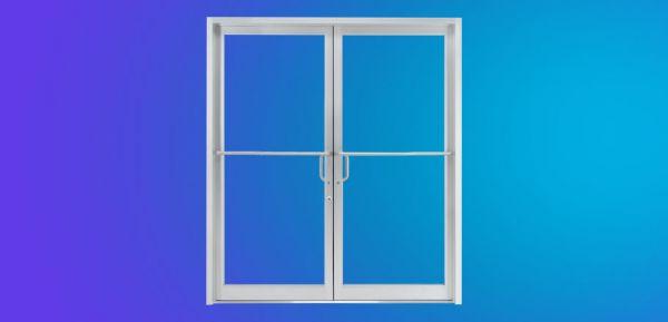 20d 35d 50d Standard Commercial Entrances Modlar Com