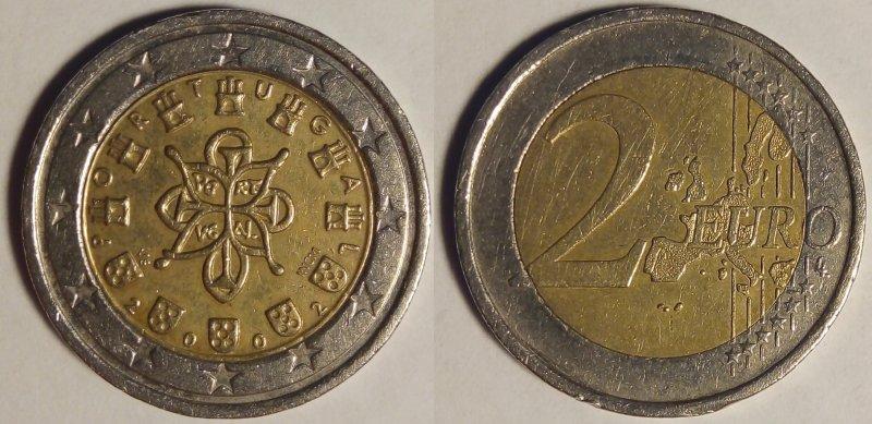 2 EURO 2002, Oryginalny widok