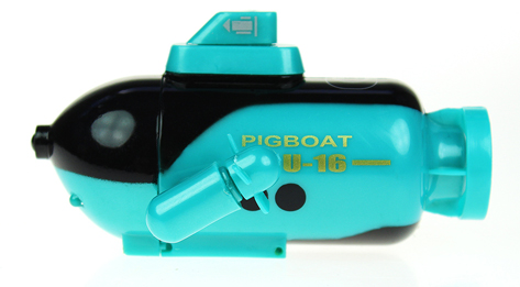Ferngesteuertes Mini U Boot Zum Abtauchen Unter Wasser