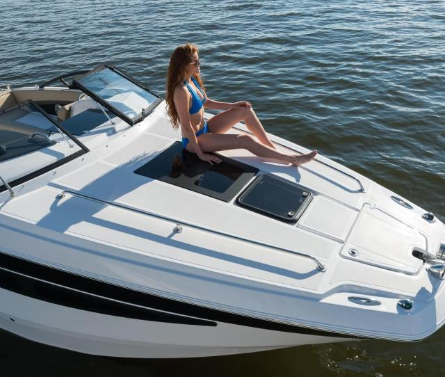 New Glastron 259ob259ob Deck Boat For Sale