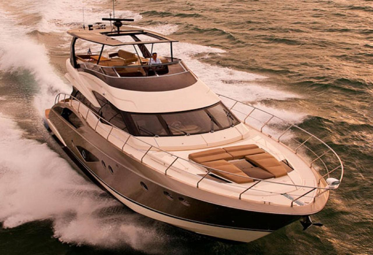 2018 New Marquis 660 Sport Yacht Motor Yacht For Sale US