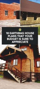 18 Beautiful Earthbag House Plans for A Budget Friendly Alternative     Earthbag House Plans