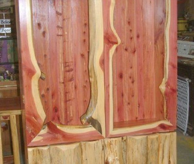 The Cedar Gun Cabinet