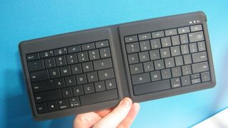 MS Foldable Keyboard