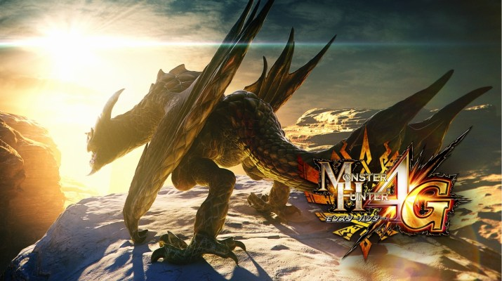 monster hunter 4 3ds deals