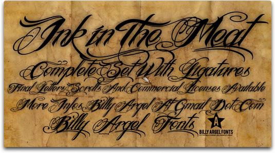 22fdd882e2168c80eb0adaa6c4abd3fb 51 free tattoo fonts for your body art Random