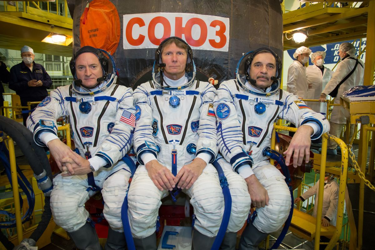 5 Human Body Questions The 1 Year Space Station Mission