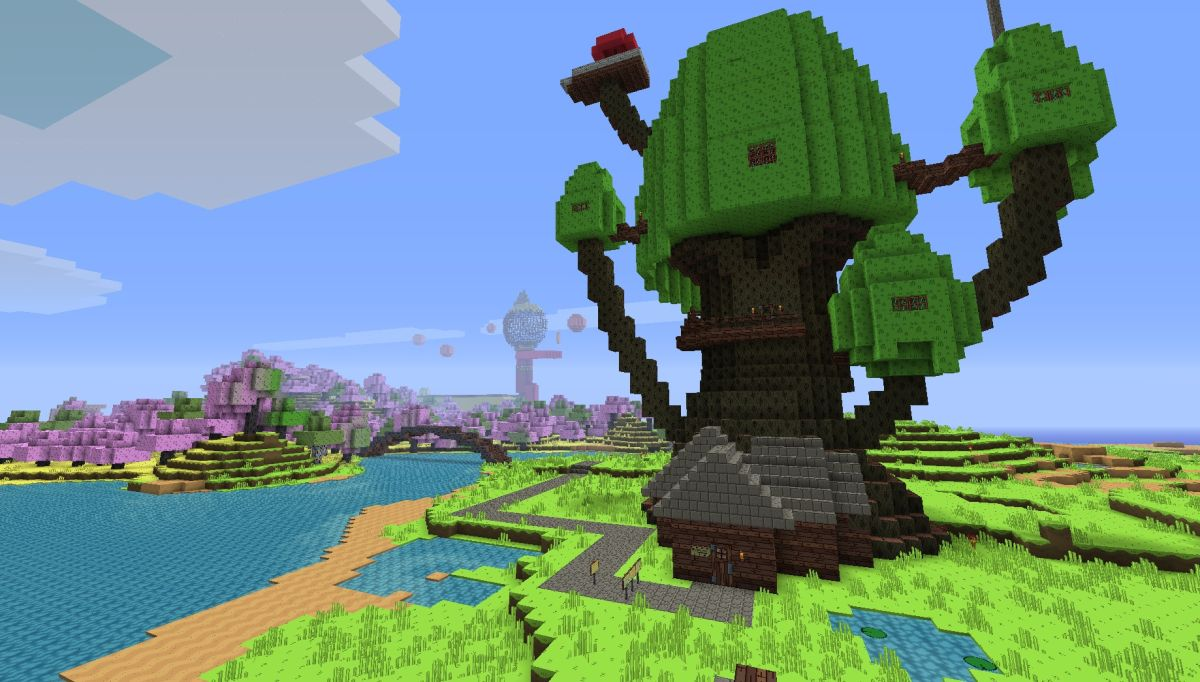 Minecraft Realms Now Available Worldwide PC Gamer