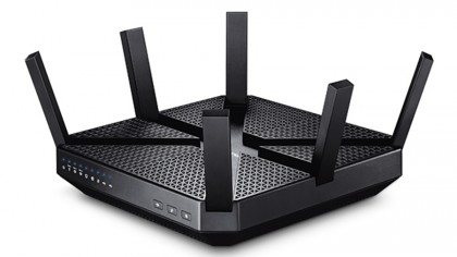 TP Link Archer AC3200 Wireless Tri-Band Gigabit Router