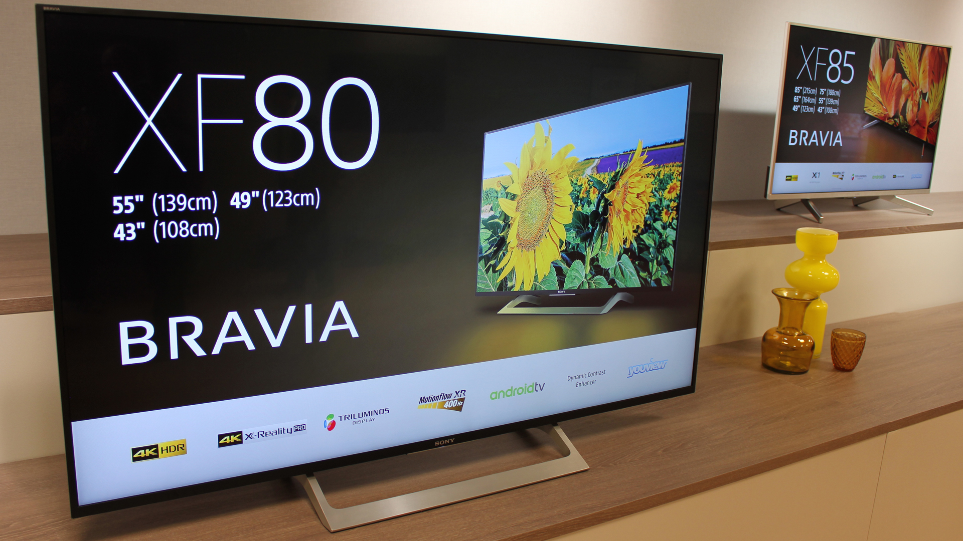 Image result for sony bravia xf80