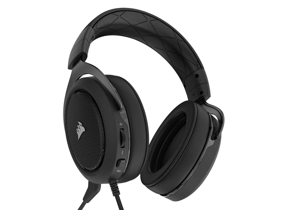 Corsair HS50 Stereo Gaming Headset review