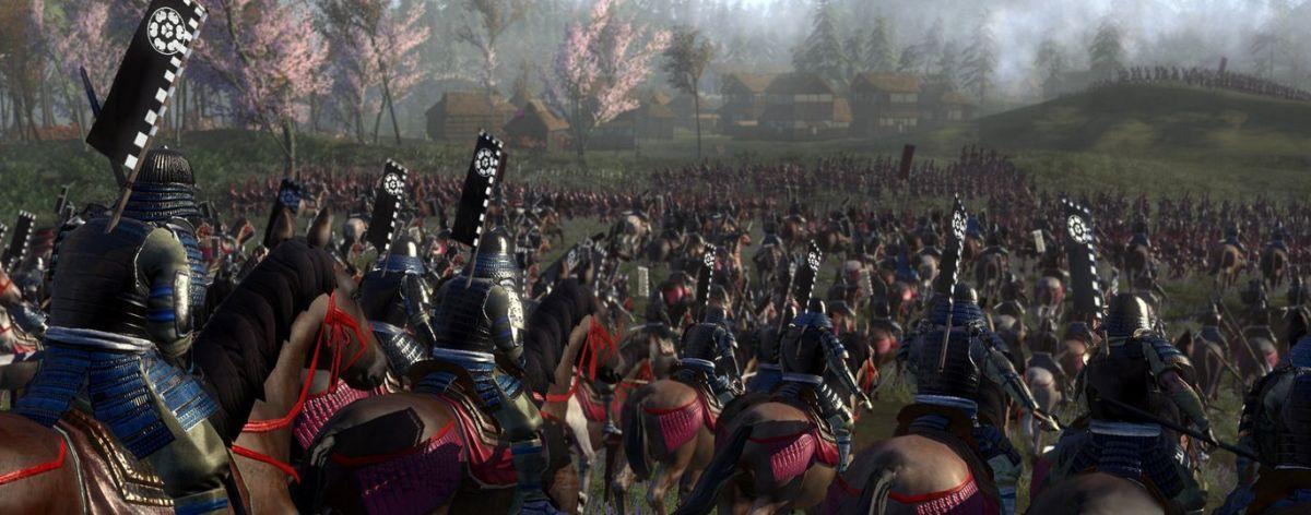 Total War Shogun 2 Patch Adds 80 Unit Battles 22 New