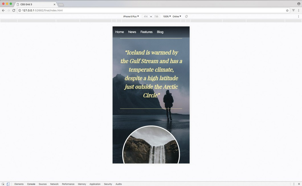 Build complex CSS layouts