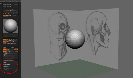 390078bfd4f3a62e8771452e7615826d 10 things you probably didn't know you could do with ZBrush Random